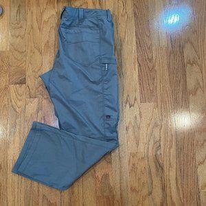 5.11 Tactile Cargo Pants 40 x 32 Men's Gray Storm